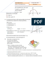 Funções 5.1 - Função Quadrática (1)