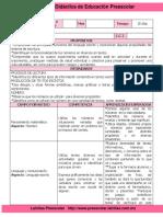 Planeación Preescolar - La Farmacia