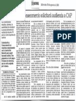 Edgard Romero Nava - Cartas de Credito - Consecomercio Solicitara Audiencia a CAP - El Nacional 30.08.1989