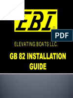 Gb 82 Installation