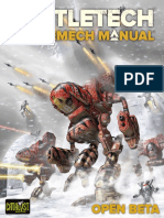 BattleMech Manual Open Beta