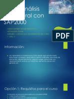 Informacion Sap2000 Gratuito