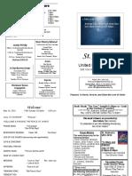 St Andrews Bulletin 051919