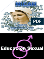 Educacion Sexual UNICAH