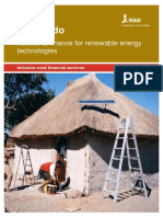 A2F for Renewable Energy Technologies
