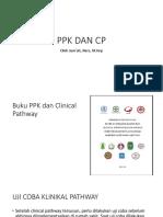 PPK Dan Clinical Pathway