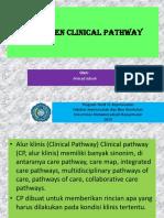 2. Komponen Clinical Pathway
