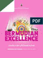 Bermuda Day Book May 2019