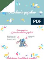 Presentación de PPT