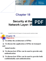 security at network layer ipsec