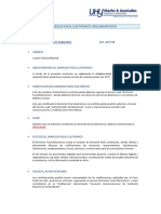 Memo Rg Afip 42801 Domicilio Electronico