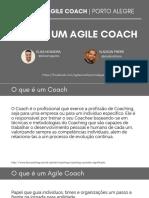 O que é um agile coach