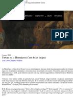 Tortura en La Hexenhaus (Casa de Las Brujas) - Ilustre