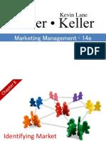 Chp 8..identifying market