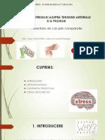 efectul stresului