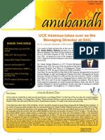 VSSUT Q3 2010 Newsletter
