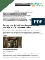 La Guerrera Del Patrimonio Republicano y Mudéjar en Cartagena de Indias