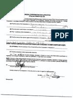 Transportation Logistics International Inc. business filing in Colorado Feb. 16th, 2001 three pages