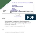 Amnesia (Clexa).pdf