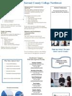 speech brochure 2311