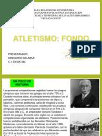 atletismo fondo presentacion