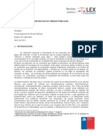 LEX - Fiscalía MOP, El Plazo en los Contratos de Obras Públicas.pdf