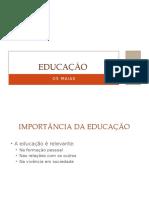 Educação pt
