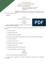 Dec 4118 - Estrutura a Presidencia da Republica.pdf