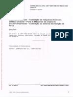Abnt Nbr Nm-Iso 7500-1 (2004) Errata 1