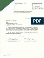 Proyecto de Ley del MEF sobre inversión del canon a comunidades