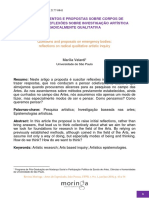 Questionamentos e Propostas Sobre Corpos de Emergência  de MARILIA VELARDI