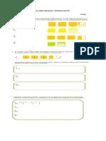 Guia de Multiplicación de Números Decimales