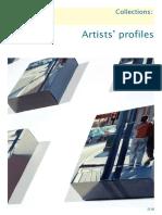 Artists Profiles