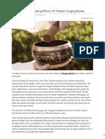 Blog.sivanaspirit.com-The Incredible Healing Effects of Tibetan Singing Bowls