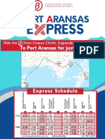 Port Aransas Express Flyer