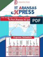 Port Aransas Express Flyer