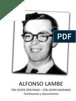 Alfonso Lambe - Cuadernillo