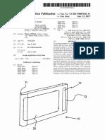 Artcure difussional patch patent