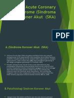 (Sindroma Koroner Akut  (.pptx