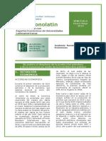 Informe Economia Venezuela Mayo 2019