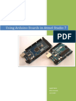 Using Arduino Boards in Atmel Studio 7