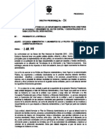 Directiva de Foliación AGN