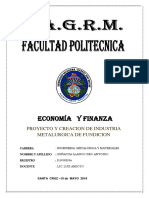 Economía   y finanza presentacion PROYECTO.docx