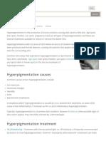 Hyperpigmentation Treatments, Causes & Photos - RealSelf