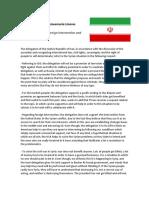 Irani Delegation.docx