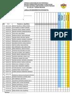 Planilla de Rendimiento Estudiantil 4to Año 2018-2019 (1)