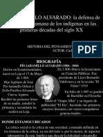 Pio Jaramillo Alvarado