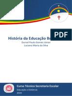 Caderno de Secretaria - Hist. da Educação Brasileira RDDI 2019.pdf