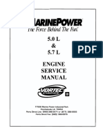 ford marine 5.0 and 5.7 service manual