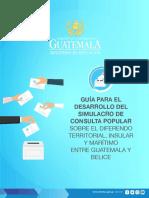 SIMULACRO CONSULTA (Guía)